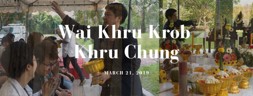 Wai Khru Krob Khru Chung